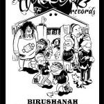 BIRUSHANAH&TIMEBOMBrecTshirt